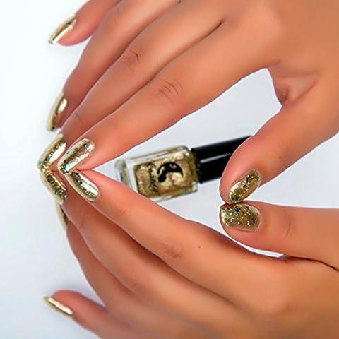 Ouneed® Nail Polish,glitzer Bling Diamond Nagelschatz Nagel Kit Nagellack Set
