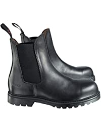 horze Safety Jodhpur Stiefel, Junior