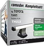 Rameder Komplettsatz, Dachträger ProBar für Toyota Yaris (115889-05499-1)