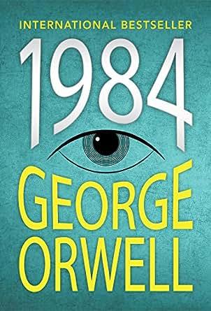 1984 Ebook George Orwell Amazonin Kindle Store