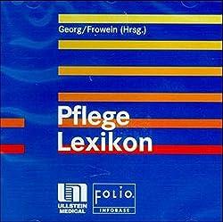 PflegeLexikon 1.02, 1 CD-ROM Mit 13.000 Stichwörtern. Für Windows 3.1x/95