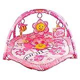 SPEED Palestrina tappetino per neonato educativa multifunzionale da gioco con musicale per bambini ,mondo dei fiori