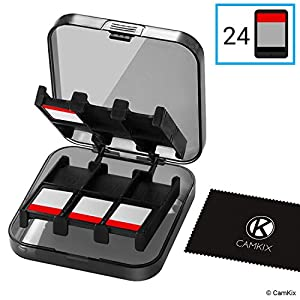 CamKix® Storage Case for Nintendo Switch Games