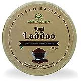 Green Canteen Ragi Ladoo 100Gm (No Artificial Sugar, No Impurities, No Artificial Colour, No Added Preservatives)