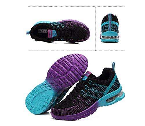Bottes De Randonnée Pour Femmes Chaussures De Trekking Bottes De Trekking Basses Anti-dérapantes Air Tech Shock Absorbing Fitness Gym Chaussures De Sport Outdoor Noir