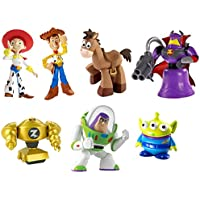 Disney Pixar Toy Story 20th Anniversary Al s Toy Barn Buddies Gift Set by  Mattel 94a050be4a2