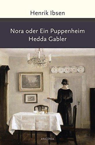 Buchseite und Rezensionen zu 'Nora oder Ein Puppenheim / Hedda Gabler (Große Klassiker zum kleinen Preis)' von Henrik Ibsen