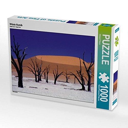 Preisvergleich Produktbild Wüste Namib 1000 Teile Puzzle quer: Afrika Namibia (CALVENDO Natur)