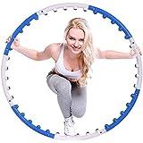 Ancheer Abnehmbarer Hula Hoop Reifen Hula Hoop,Durchmesser:97cm