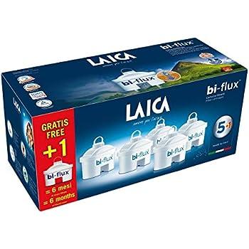 Laica F6S Cartuccia Filtrante Bi-Flux
