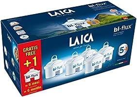 Laica F6S Bi-Flux Confezione da 5+1 Cartucce