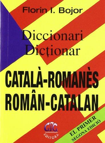 Diccionari catala-romanes, dictionar roman-catalan