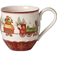 Villeroy & Boch 14-8626-4857 Taza Grande del Año 2017 Annual Christmas Edition, 450 ml, Porcelana, Multicolor, 9.4499999999999993x11.81x5.91 cm