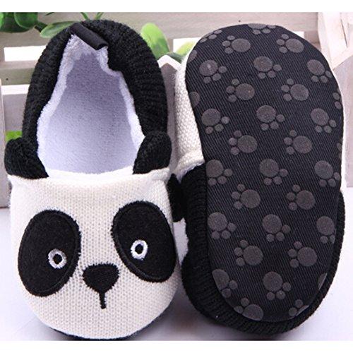 Highdas Baby-Kleinkind-Schuhe - Baumwolle / Anti-Rutsch / Anti-out / Soft Bottom Panda