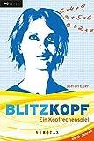 Blitzkopf. Ein Kopfrechenspiel. Schüler-CD-ROM in DVD-Box
