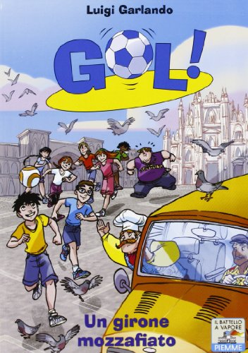 Luigi Garlando Letteratura e narrativa per adolescenti e ragazzi