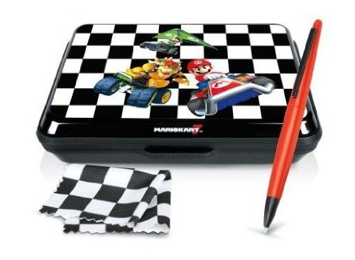 [UK-Import]Mario Kart 7 Universal Hard Case Kit 3DS, DSi XL, DSi & DS Lite - Xl Lite Dsi