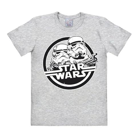T-Shirt Stormtrooper - Krieg der Sterne - Star Wars -