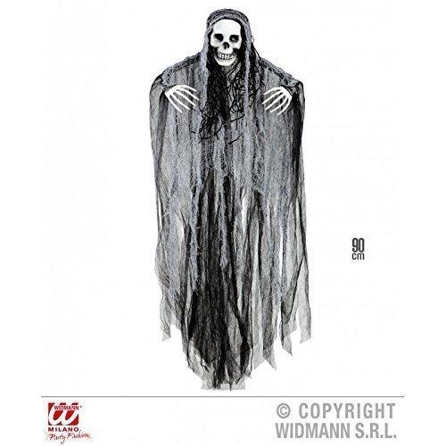 Hängende Deko Halloween Grim Reaper / Sensenmann ca. 90 (Hexe Hängende)
