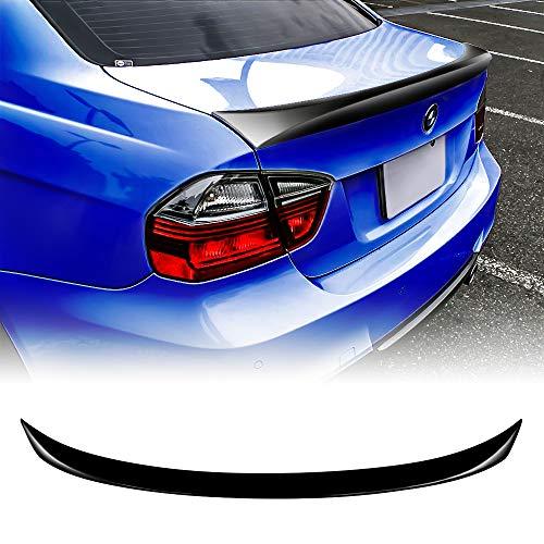 Aileron de performance arrière pour spoiler M3 ABS noir E90 3er ABS, 05-12