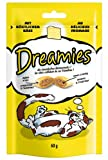 Dreamies Katzensnack mit Käse 6x60g