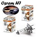 2x Osram H7 55W 12V PX26d 64210 Original Klar Weiß White Ersatz langlebig Scheinwerfer Halogen Auto Lampe - E-geprüft