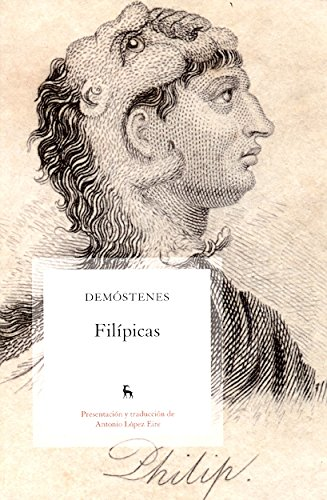 Discursos Cicerón / Cicero speeches: Filipicas / Philippics: 6 por UNKNOWN