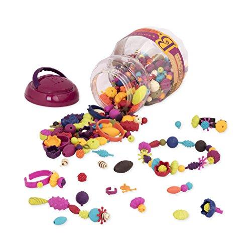 B. Toys 44122 - Pop Arty Kinderschmuck, 500 Teile