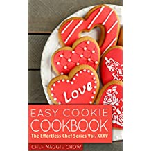 Easy Cookie Cookbook (English Edition)
