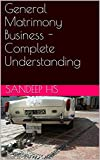 """Firstly, Thanks a lot for visiting to our book and we wish all the best to the journey of your business.This book gives you complete overview of """"General Matrimony Business"""". If you are interested in starting matrimony business then this book will de..."""