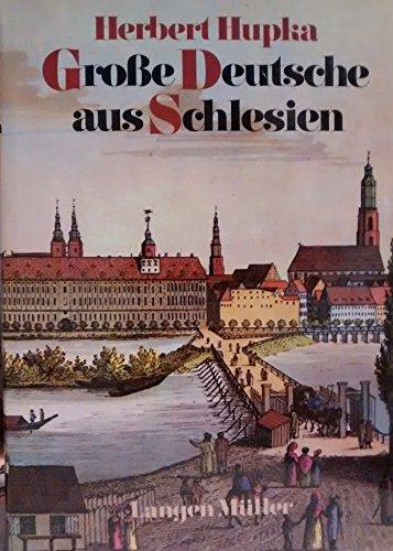 Große Deutsche aus Schlesien