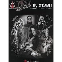 Aerosmith O Yeah! Ultimate Aerosmith Hits Guitar Rec Version Tab Bk