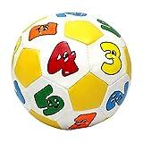 Blesiya Weicher Ball Spielball Softball Strength Training Lernspielzeug für Kinder und Kleinkind - 10 cm - Mehrfarbig