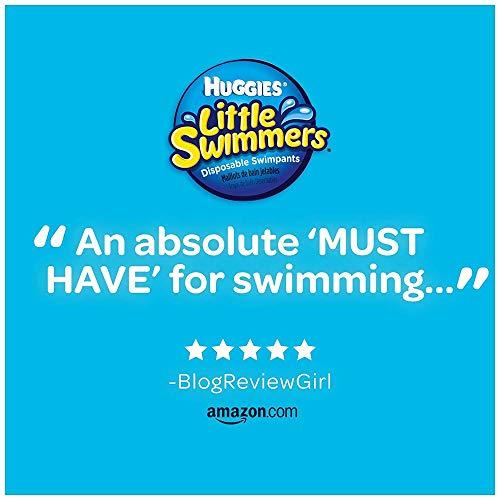 Huggies 12 Little Swimmers – Schwimmwindeln, 2er Pack (2 x 12 Stück) - 6