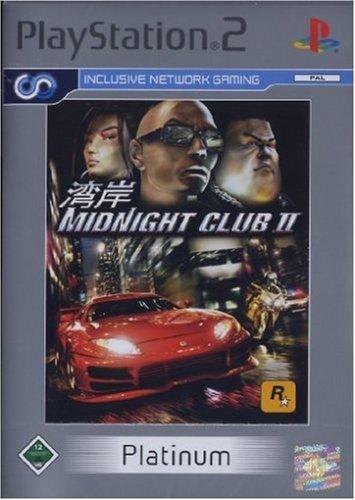 Midnight Club II [Platinum] (Midnight Pc Club)