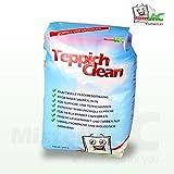 Mister Vac TeppichClean Teppichreinigungspulver 500g