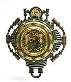 Colonel J. fizziwigs Steampunk Collection Reloj de pared
