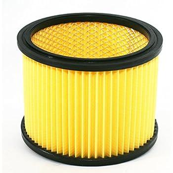 Spares2go Filter Cartridge For Lidl Parkside Vacuum
