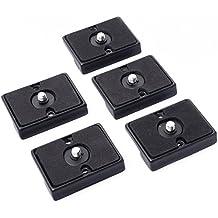 XCSOURCE® 5PCS placa de liberación rápida para Bogen 3157N/Manfrotto 200PL-14RC2Sistema 3224844864883030316031303265DC464