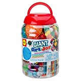 Alex Giant Art Jar - Tarro gigante de manualidades