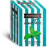 Montecelio - Té Helado Iced Tea Té Verde Menta - Estuche 10 Sobres