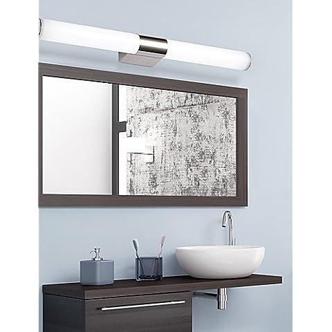 EAST-LED / Stile Mini / Lampadina inclusa Illuminazione bagno,Moderno/contemporaneo LED integrato Metallo , warm