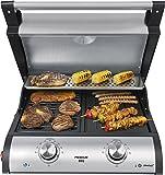 Premium BBQ-Tischgrill VG 500