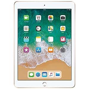 "Apple iPad 32GB 3G 4G Gold tablet - Tablets (24.6 cm (9.7""), 2048 x 1536 pixels, 32 GB, 3G, iOS 11, Gold)"