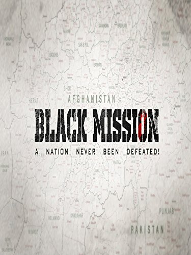 Black Mission Cover