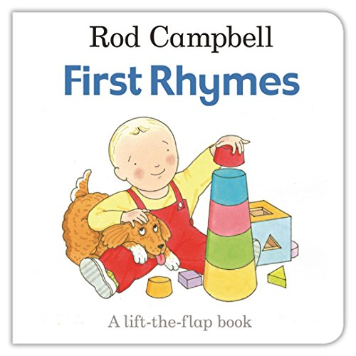 First Rhymes (Lift the Flap Book) por Rod Campbell