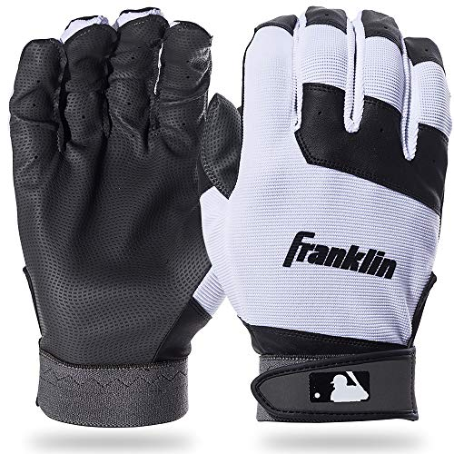 Franklin Sports Guantes de bateo 2nd-Skinz/®