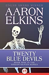 Twenty Blue Devils (The Gideon Oliver Mysteries)