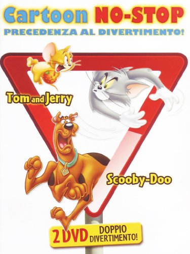 Cartoon no-stop - Precedenza al divertimento! - Tom and Jerry/Scooby-Doo Volume 03