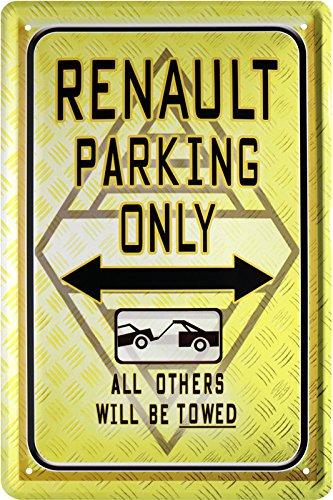 renault-parking-only-auto-car-blechschild-20-x-30-retro-blech-515